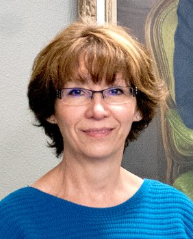 Bobbie Chappell, office administrator